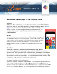 Wondermall- Retail Case Study